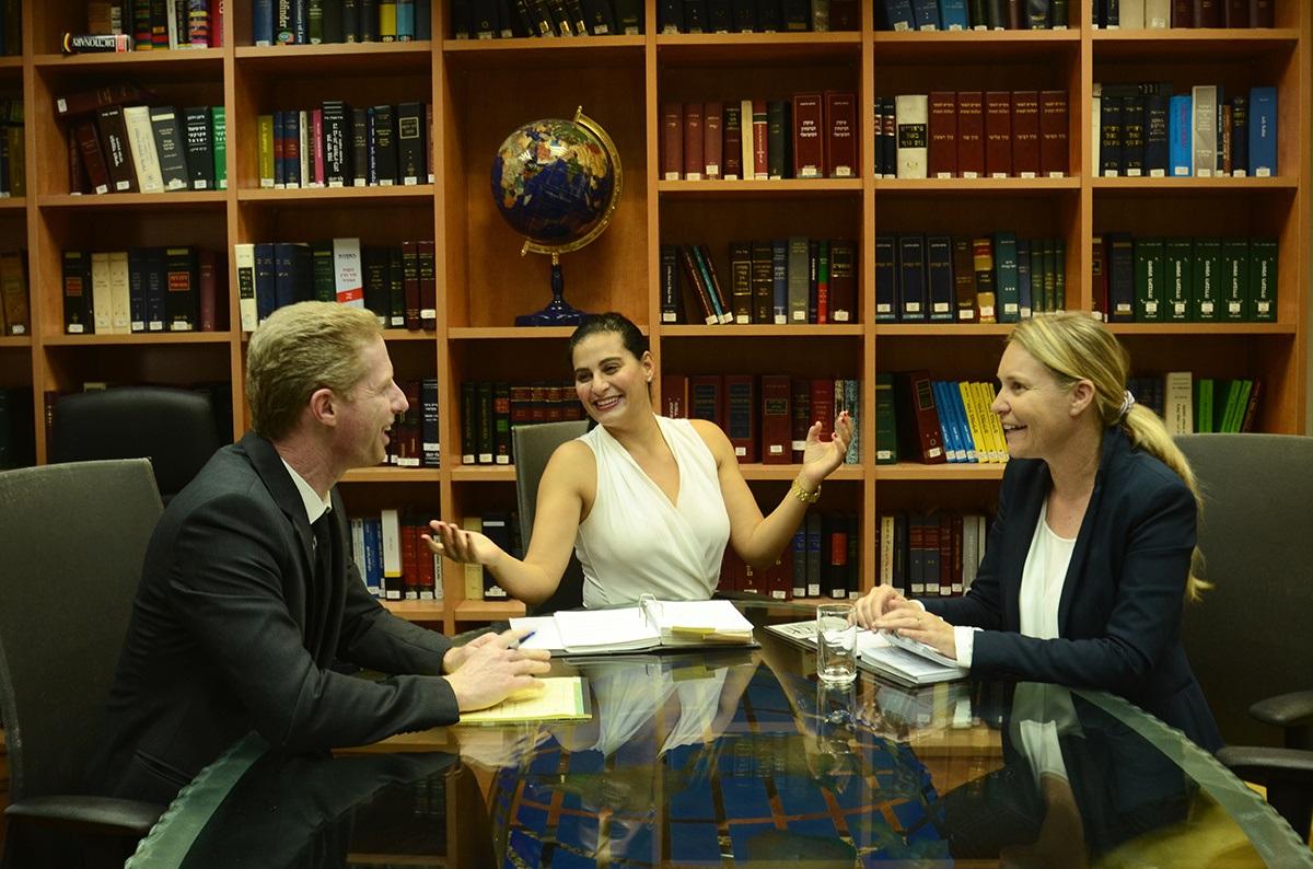 אודות עורכת דין דיני עבודה